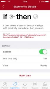 Demo App Experiences