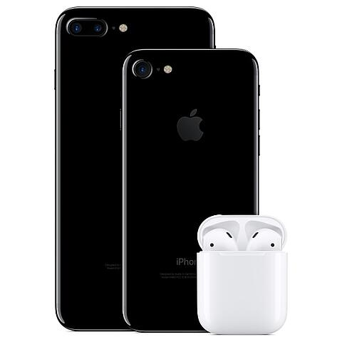 iphone7 and Airpods