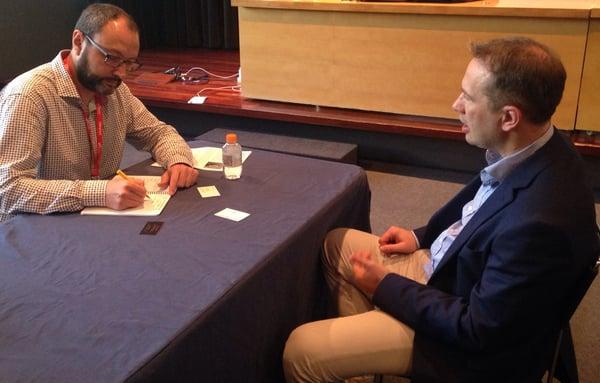 Oleg en Entrevista