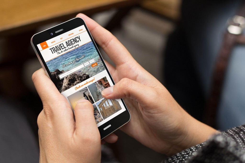travel agency_app