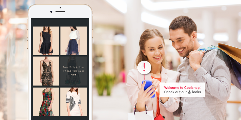 retail mobile apps example