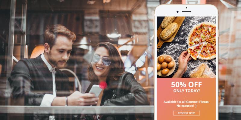 mobile apps restaurant