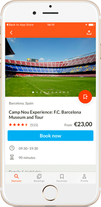 iphone Barca