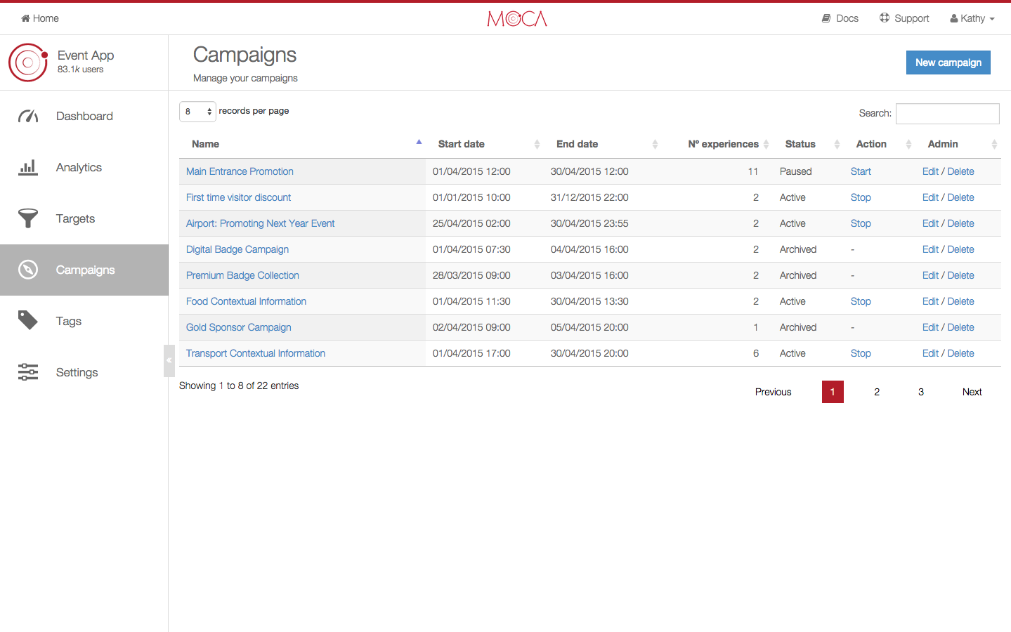 Campaign Automation
